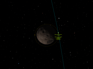 Moho Orbital Insertion