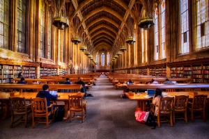 Suzzallo Library - University of Washington