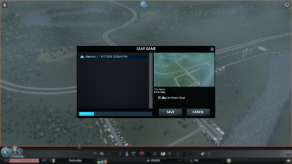 But you've a long way to go, so it's best to save while you're ahead. And yes, Cities: Skylines comes with full Steam Cloud integration. I love that I can play my city from home or the road!