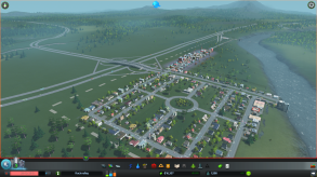 And your city will really be starting to take shape.