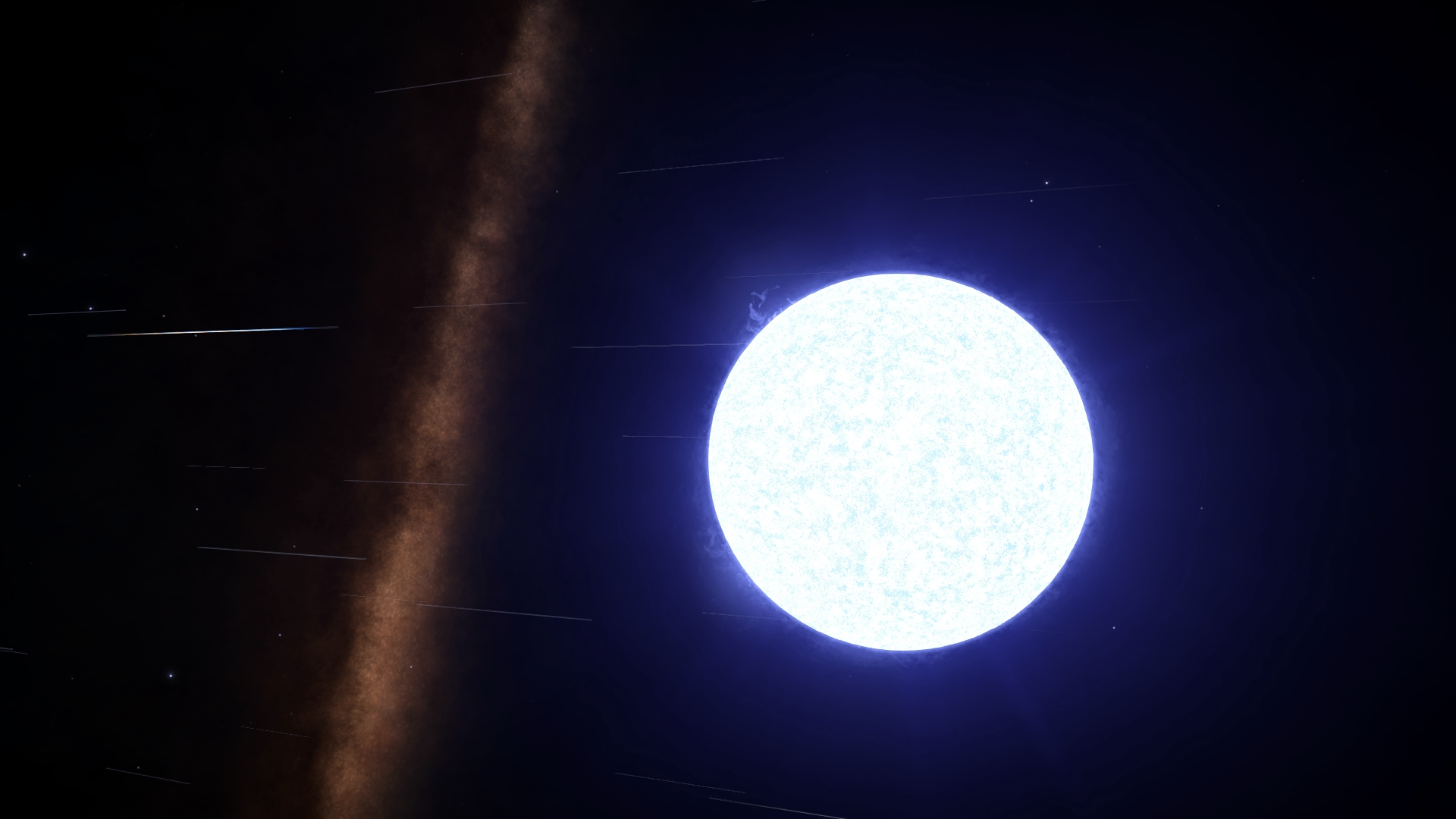 HD 167971 A - O Type Blue Giant