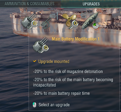 Main Battery Modification 1