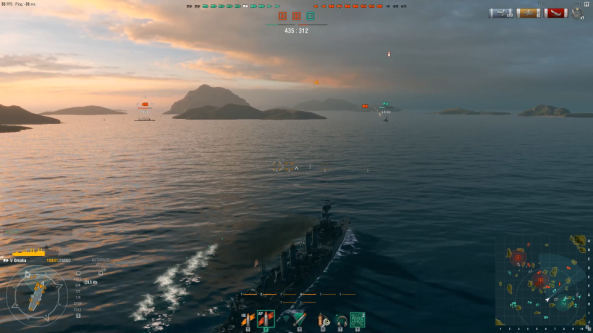 Omaha Class in Action